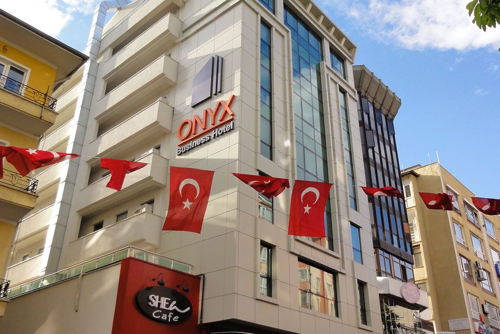 Business onyx otel cans n n aat sanayi for List of independent hotels